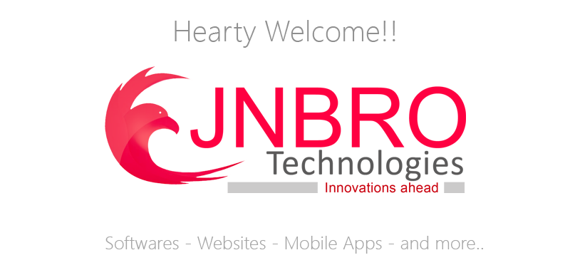 Welcome to JNBRO Technologies